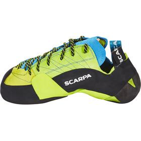 Scarpa Mago Scarpe da arrampicata, verde/blu